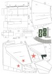 mig-31,foxhound,papier,paper
