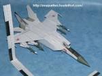 Mig-25, paper, papier, VPVO