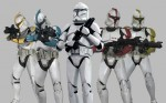 star wars,soldat,clone,kamino,jango fett,papier,paper