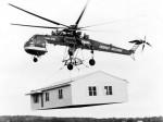 S-64, Skycrane, papier , paper